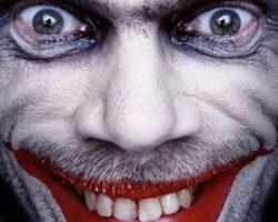 самые страшные клоуны фото (60)