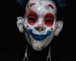 самые страшные клоуны фото (61)