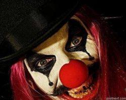 самые страшные клоуны фото (63)