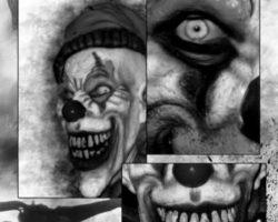 самые страшные клоуны фото (67)