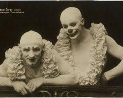 самые страшные клоуны фото (69)