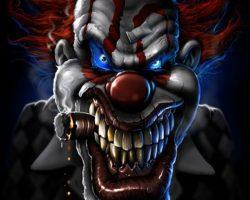 самые страшные клоуны фото (71)