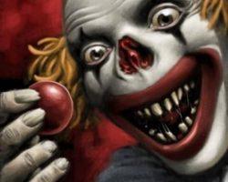 самые страшные клоуны фото (74)