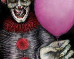 самые страшные клоуны фото (75)
