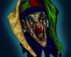 самые страшные клоуны фото (76)