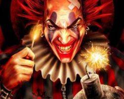самые страшные клоуны фото (77)