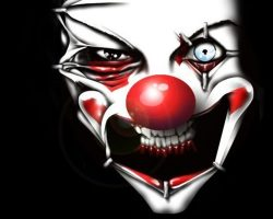 самые страшные клоуны фото (79)