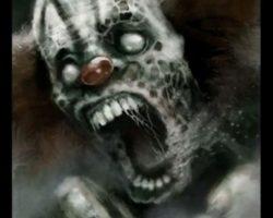 самые страшные клоуны фото (81)