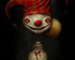самые страшные клоуны фото (85)