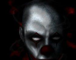 самые страшные клоуны фото (86)