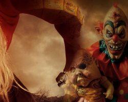самые страшные клоуны фото (87)