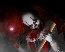 самые страшные клоуны фото (88)