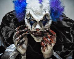 самые страшные клоуны фото (90)