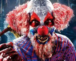 самые страшные клоуны фото (91)
