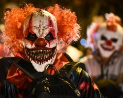 самые страшные клоуны фото (95)