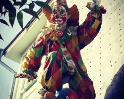 самые страшные клоуны фото (97)