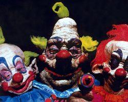 самые страшные клоуны фото (98)