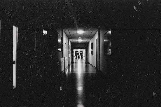 школа страшилка коридор фото