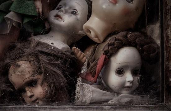 страшная кукла страшилка на ночь