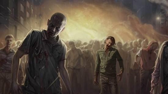 Зомби рассказ