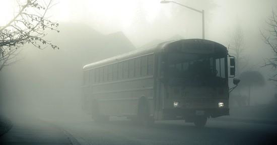 Автобус страшилка