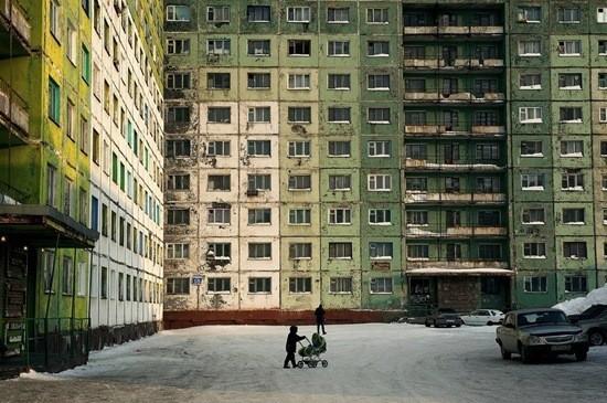 Обычная кирпичная девятиэтажка страшная история
