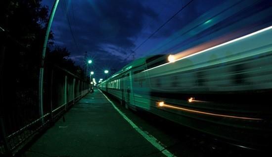 Поезд ниоткуда в никуда мистическая история