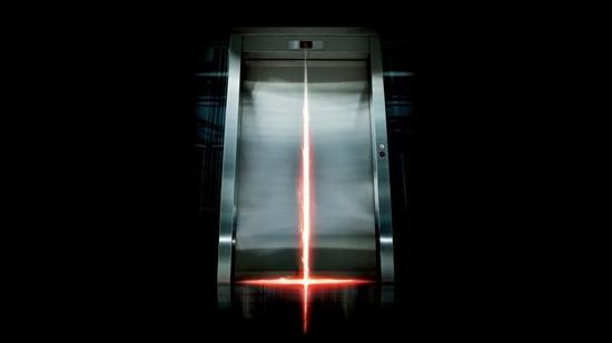 Лифт страшилка