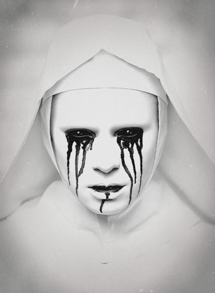 Монашка в белом страшная легенда