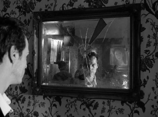 Силуэты в зеркале страшная история