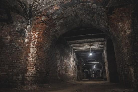 Ужас в подземелье