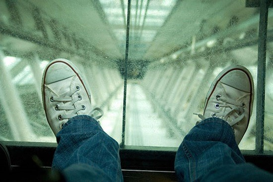 Я боюсь лифтов!