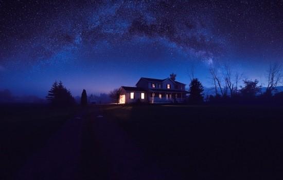 Дом под звездным небом мистика