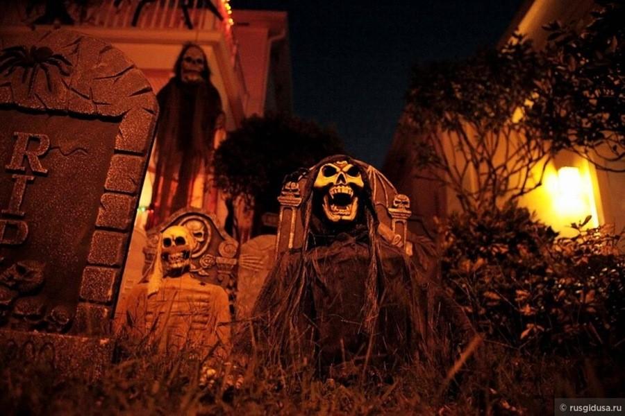 Страшные картинки хэллоуин