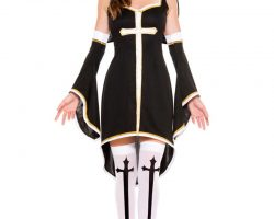 костюм на Хэллоин для девушки, женщины (10)