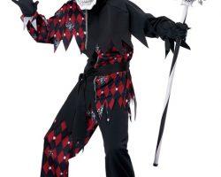костюм на Хэллоин для парня, мужчины (15)