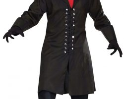 костюм на Хэллоин для парня, мужчины (3)