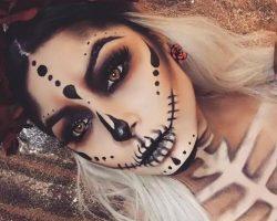 на Хэллоуин для девушки (3)