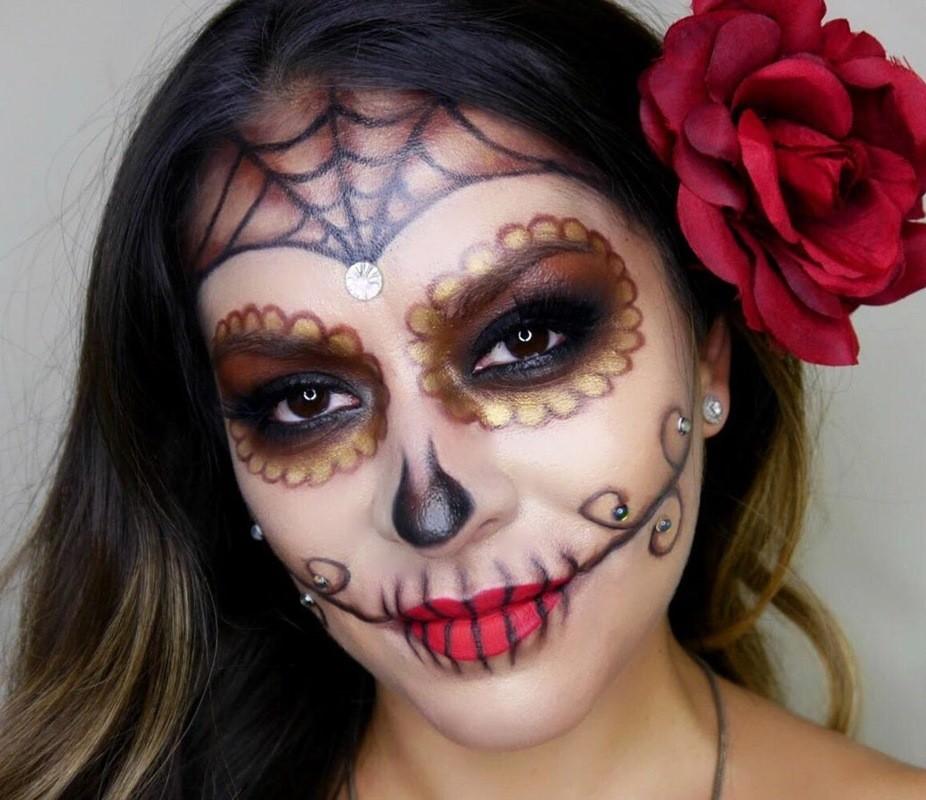картинки для рисования на лице на хэллоуин центре сюжета младший
