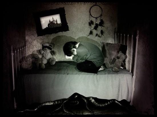 Страх под кроватью