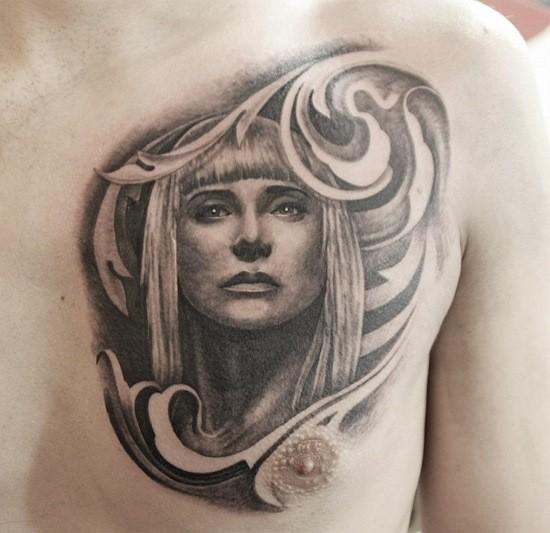 татуировка мистическая история фото