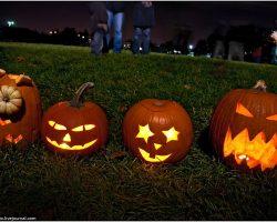 тыква на Хэллоуин фото (11)