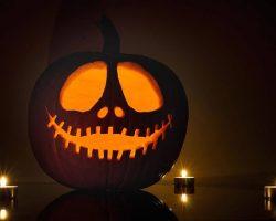 тыква на Хэллоуин фото (20)