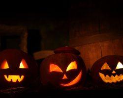 тыква на Хэллоуин фото (23)