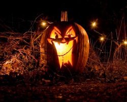 тыква на Хэллоуин фото (30)