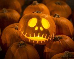 тыква на Хэллоуин фото (31)
