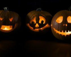 тыква на Хэллоуин фото (32)