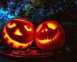 тыква на Хэллоуин фото (35)