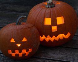 тыква на Хэллоуин фото (37)