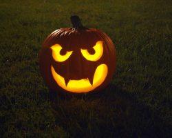 тыква на Хэллоуин фото (39)